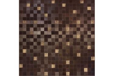 Керамическая плитка Metropol Cirrus Decor Chess Marron