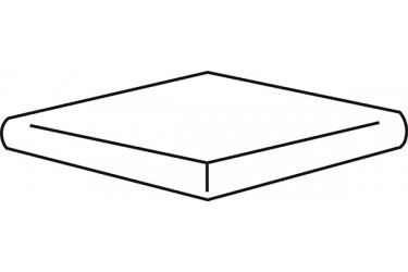 Керамическая плитка Natucer Ferro di Boston Ang.peld.1 Pz. Rosso