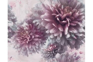 Керамическая плитка Alcor Lugano Decor Floral 2Pz Lila