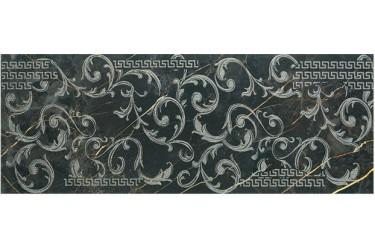 Керамическая плитка Porcelanite Dos 1320 Decor. Negro Roma