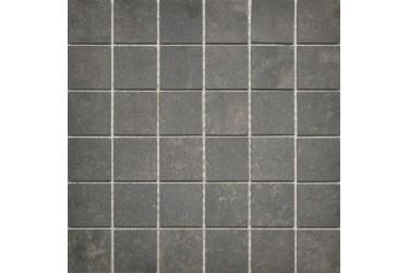 Керамическая плитка Casa Dolce Casa Velvet Mosaico Charcoal 5X5 30X30