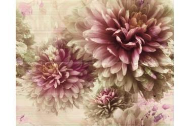 Керамическая плитка Alcor Lugano Decor Floral 2Pz Nude