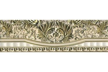Керамическая плитка Aparici Elegy Chisel Gold Cenefa