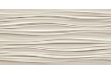 Керамическая плитка Atlas Concorde 3D Wall 3D Ribbon Sand Matt.