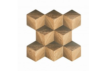 Керамическая плитка Bestile Tridi Wood Red