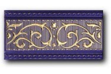 Керамическая плитка Aparici Poeme Azul Cenefa