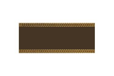 Керамическая плитка Emil Ceramica Bon Ton Fascia Haute Couture Chocolat