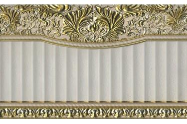Керамическая плитка Aparici Elegy Chisel Gold Zocalo