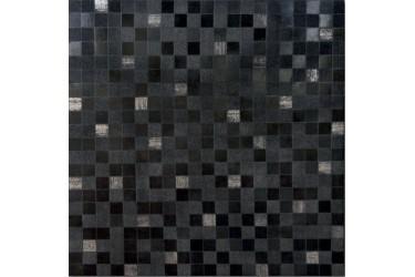 Керамическая плитка Metropol Cirrus Decor Chess Negro