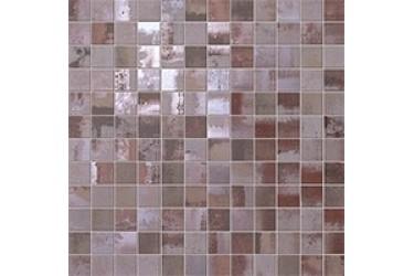 Керамическая плитка Fap Ceramiche Evoque Acciaio Copper Mosaico