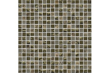 Керамическая плитка L Antic Colonial Mosaics Collection Eternity Emperador