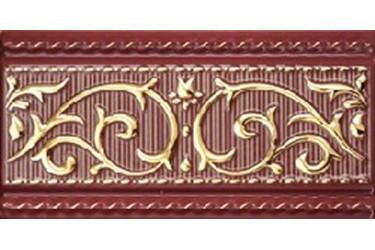 Керамическая плитка Aparici Poeme Burdeos Cenefa