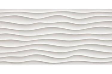 Керамическая плитка Atlas Concorde 3D Wall 3D Dune White Matt., 40X80