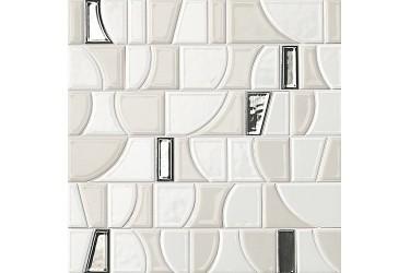 Керамическая плитка Fap Ceramiche Frame Arte White Mosaico