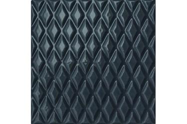 Керамическая плитка Cerasarda Parentesi/Quadra Parentesi A Grafite 20X20