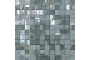 Керамическая плитка Fap Ceramiche Evoque Acciaio Silver Mosaico