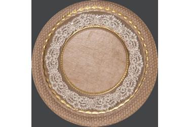 Керамическая плитка APE Constance Inserto Devon Pink