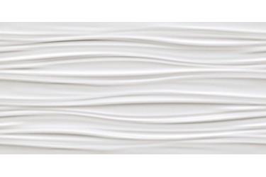 Керамическая плитка Atlas Concorde 3D Wall 3D Ribbon White Matt.