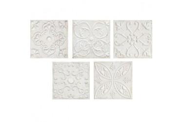 Керамическая плитка Aparici Aged White Ornato