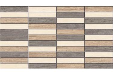 Керамическая плитка Naxos Clio Mosaico Brown