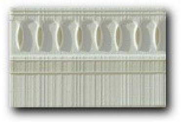 Керамическая плитка Azteca Tresor Zocalo R75