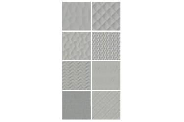 Керамическая плитка Italon Genesis Плэй Силвер Рет