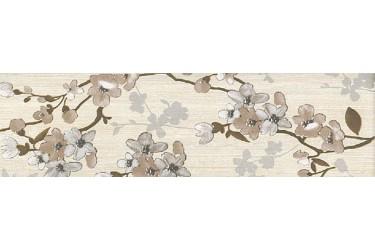 Керамическая плитка Naxos Clio Listello Fior Di Pesco Beige