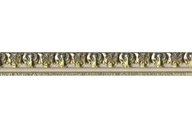 Керамическая плитка Aparici Elegy Chisel Gold Moldura