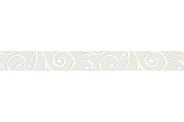 Керамическая плитка Panaria Experience Listello Lux Bianco