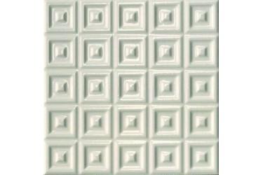 Керамическая плитка Cerasarda Parentesi/Quadra Quadra A Crema 20X20
