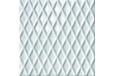 Керамическая плитка Cerasarda Parentesi/Quadra Parentesi B Bianco Puro 20X20
