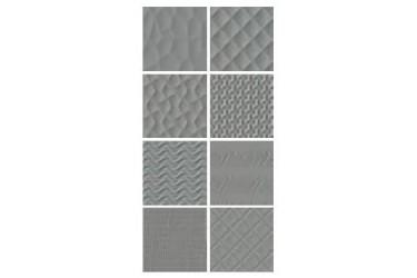 Керамическая плитка Italon Genesis Плэй Грэй Рет