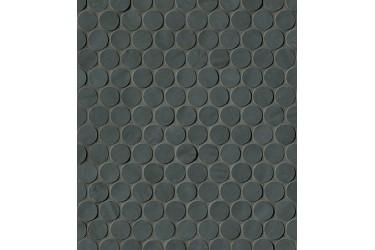 Керамическая плитка Fap Ceramiche Brooklyn Round Carbon Mos