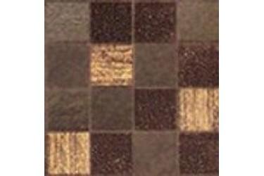 Керамическая плитка Metropol Cirrus Taco Chess Marron