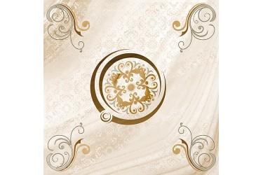 Керамогранит Azteca Agata Shine 60 Dec.amuleto Shine 60 Beige