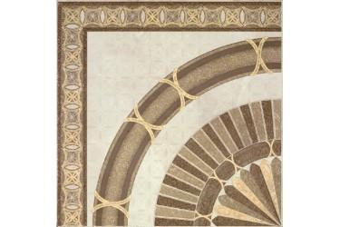 Керамогранит Porcelanite Dos 5008 Roseton Ivory Rodas Iv