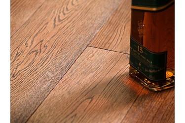 Массивная Доска Sherwood Parquet Дуб антик карамель натур