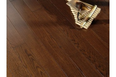 Паркетная Доска Coswick 1131-1106 Классик дуб бразильский орех (walnut)