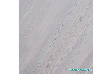 Паркетная Доска Polarwood Oak elara white matt