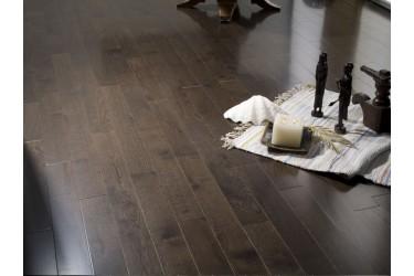 Паркетная Доска Coswick 1131-1307 Авторская дуб угольный(charcoal)