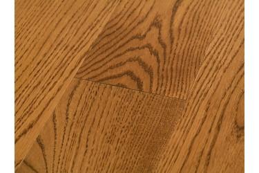 Паркетная Доска Coswick 1131-1204 Брашированная дуб орех (chestnut)