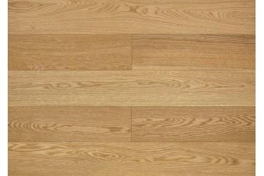 Паркетная Доска Amber Wood Дуб бесцветный матовый лак
