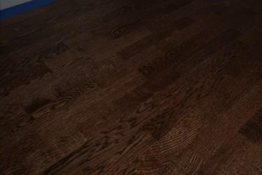 Паркетная Доска Parquet Prime Дуб r-40 3-полосная (тонирован, коричневого цвета)